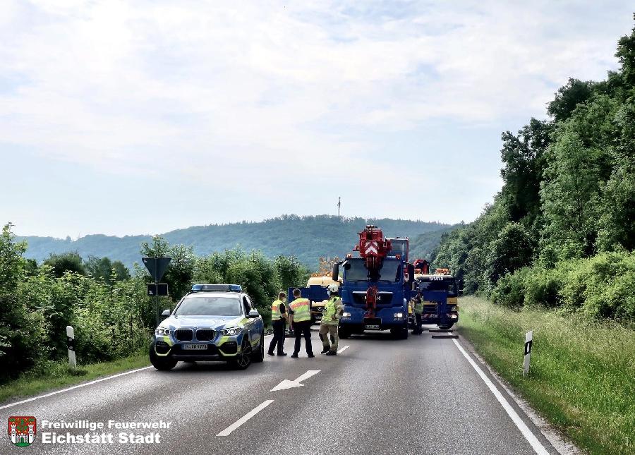 Verkehrsabsicherung